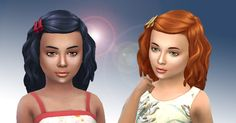 New hair for girls I hope you enjoy! Available in default textures, 16 colors. Available for the base game. Please leave a commen...