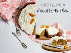 Kuchen Ostern Karottenkuchen wie Starbucks Carrotcake