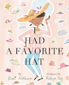 A book for crafty boys and girls with a penchant for headwear.