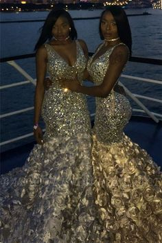 Bling Bling Gold Lace Mermaid Prom Dresses Sexy Deep V Neck Beads Crystals Floral For Black Girls African Evening Dresses Plus Size African Evening Dresses, Evening Dresses Plus Size, Cheap Evening Dresses, Cheap Prom Dresses, Trendy Dresses, Plus Size Dresses, Sexy Dresses, Evening Gowns, Evening Party