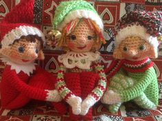 Ravelry: Dutsie's The Elf on the Shelf