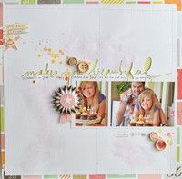 A Challenge by Wilna from our Scrapbooking Gallery originally submitted 08/18/12 at 12:53 PM