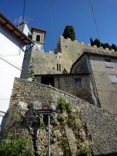 #gitafuoriporta saluti dalla Provincia di Rieti #Rocca_Sinibalda #LazioISme