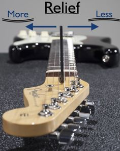 gibson guitars In this article, we will show you how to adjust the trust rod on your guitar and get it setup perfectly to tailor to your unique playing style. Guitar Diy, Guitar Songs, Guitar Chords, Electric Guitar Kits, Electric Guitars, Guitar Neck, Guitar Parts, Guitar For Beginners, Guitar Building