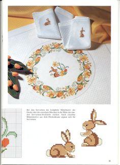 Gallery.ru / Фото #12 - Round tablecloths - irislena