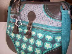 Zickzack: Tasche Sofie by #allerlieblichst