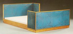 Paul Dupre-Lafon bed - Oct. 1920 no.182 (=)