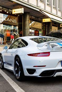 Porsche Turbo S by TechArt