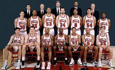 "1995-96 Chicago Bulls the ""Best Team Ever"""