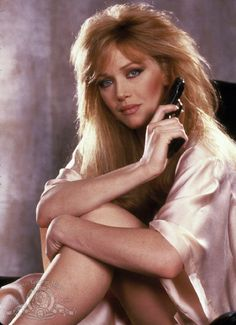 Tanya Roberts, chica Bond en Panorama para matar