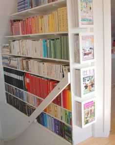 Bortom Svedala - Construction Design, Organization Hacks, Bookshelves, Home And Garden, Living Room, Storage, Diy, House, Inspiration