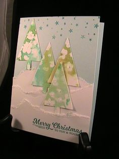 TLC554 - Bermuda Snow by susie nelson - Cards and Paper Crafts at Splitcoaststampers