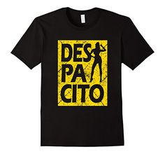 Mens Despacito T Shirt Puerto Rico Despacito Shirt 2XL Bl...