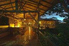 El Remanso Lodge (Costa Rica/Osa Peninsula) - A truly magical place.  Miss it already!  Great Family spot for ALL