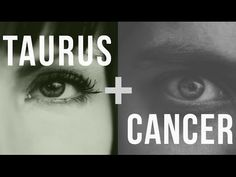 Taurus & Cancer: Love Compatibility