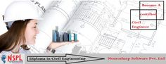 Become a certified Civil Engineer. Neurosharp provide training in Civil Engineer… Become a certified Civil Engineer. Neurosharp provide training in Civil Engineering and give proper knowledge of AutoCAD, ETABS ec. Diploma In Civil Engineering, Autocad, Civilization, How To Become, Knowledge, Training, Architecture, Work Outs, Excercise