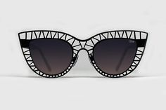 Quay Steelcat Black Sunglasses