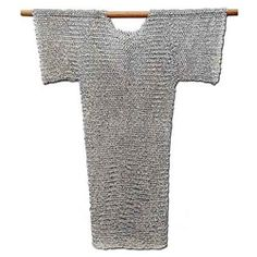 Chainmail Hauberk (Shirt) Butted Steel 62-9887 - Buy from By The Sword, Inc.  228