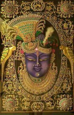 Shreenathji-Up Close