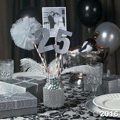 60th Wedding Anniversary Google Search Decorations25th