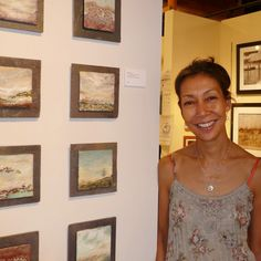 My first Featured Artist event was at Wake Forest's Cotton Company in August 2012.