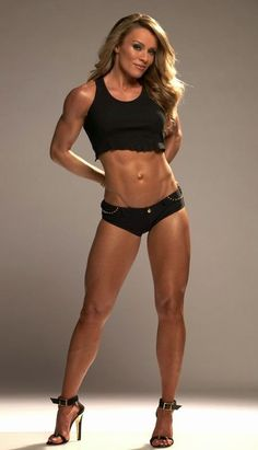 Kristal Richardson-female fitness model