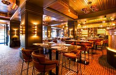 Top Madrid restaurant now under smart new light management   lighting.eu