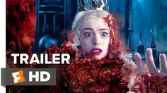 Alice in wonderland (Alice Through the Looking Glass) trailer!  The scene on 2:01 is hilarious!