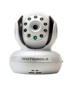 Motorola BLINK1 – Vigilabebés digital de audio y video via WiFi, color blanco