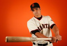 Aramis Garcia #77 of the San Francisco Giants poses for a portrait during spring training photo day at Scottsdale Stadium on February 27, 2015 in Scottsdale, Arizona. (February 26, 2015 - Source: Christian Petersen/Getty Images North America)