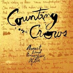 counting crows.