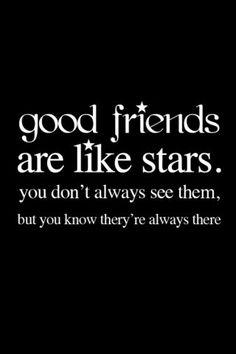 I miss my friends - Rachel    Life Quote