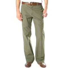 5009966bf5e7bc New Banana Republic Mens Green Bootcut Chino Cotton Twill Pants Size 38 X 32   BananaRepublic. Twill PantsMen s ...