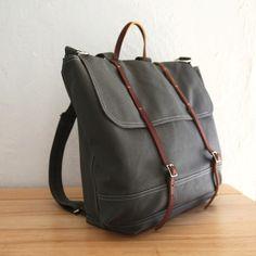 Backpack. Backpack.