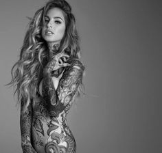 Pin by Thierry on Arrtt Girl tattoos, Full body tattoo, Body tattoos Hello! Here we have nice wallpaper about body tattoos female. Body Tattoo For Girl, Hot Tattoo Girls, Full Body Tattoo, Tattoed Girls, Inked Girls, Hot Tattoos, Body Art Tattoos, Girl Tattoos, Tattoos For Women