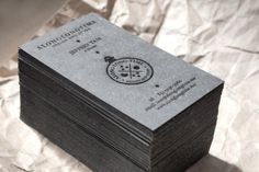 compass business cards
