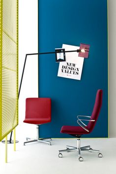 Modern Office Furniture from Castelli in home furnishings  Category
