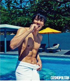 2015.05, Cosmopolitan, Kim Rae Won