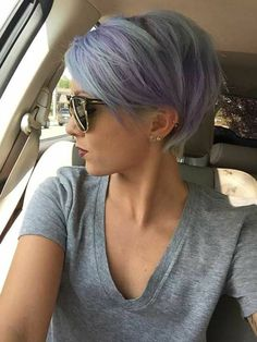 Short Hair Trend 2016 | Et dans sa vie privé – la coupe mi-long va bien à cette jolie ...