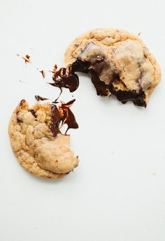 Caramel Chocolate Chunk Cookies