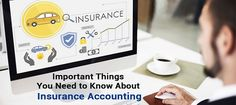 5 THINGS YOU NEED TO KNOW ABOUT #INSURANCE ACCOUNTING