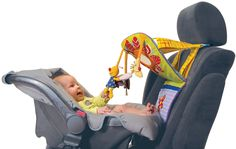 Amazon.com: Taf Toys Infant Car Seat Style Toy: Toys & Games