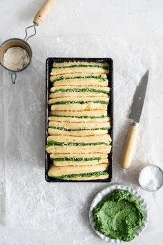 Spinach, Feta, and Basil Pesto Pull-apart Bread — Cloudy Kitchen Eating Alone, Pull Apart Bread, Spinach And Feta, Basil Pesto, How To Make Bread, Bread Recipes, Yummy Recipes, Vegan Recipes, Outfits