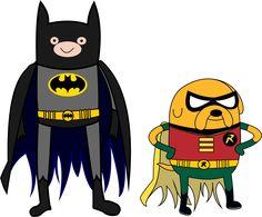 Imagens da Hora da Aventura Batman