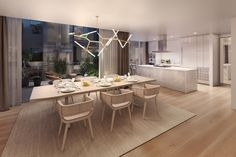 Gallery of New Renderings Reveal Interiors of MAD Architects' Beverly Hills Residential Village - 7