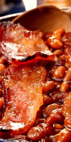 Pot Luck Baked Beans