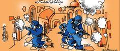 كاريكاتير موقع القدس.كوم (فلسطين)  يوم السبت 8 نوفمبر 2014  ComicArabia.com (Beta)  #كاريكاتير