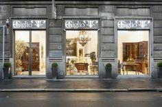 Galleria Antiquariato Giglio - Milano - Foto 8 Sito Web: www.antichitagiglio.it Milano, Italia