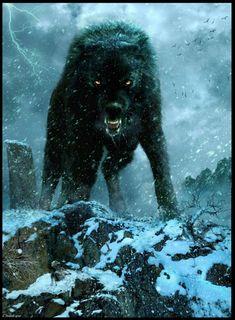 Fenrir the Harbinger of Ragnarok