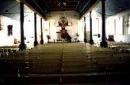 Interieur Hervormde kerk